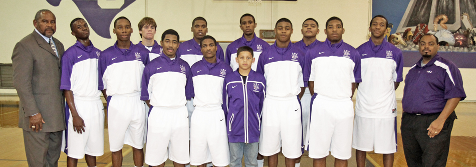 2011 LBJ Jaguar Basketball