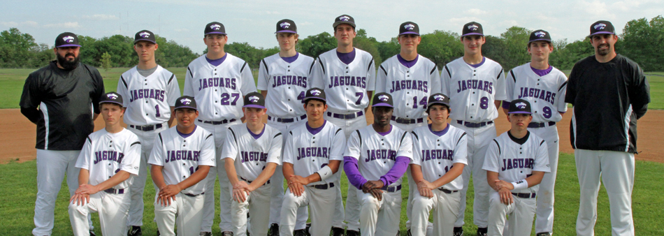 2011 LBJ Jaguar Baseball