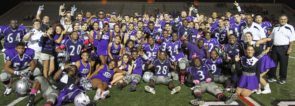2011 LBJ Jaguar Football